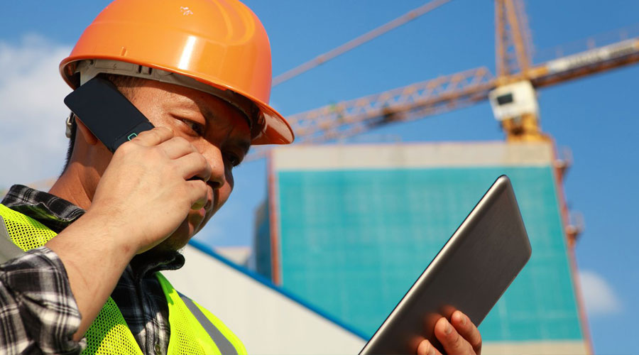 Mobile in Construction Project Management